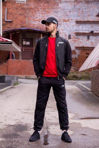 Брендовая одежда Пацан
